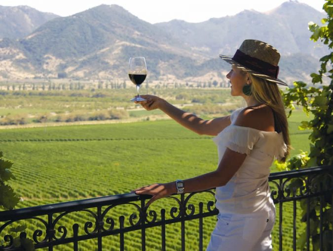 maipo-valley-wine-tour-Chile-675x510 20 Places to Explore for an Enchanting Holiday