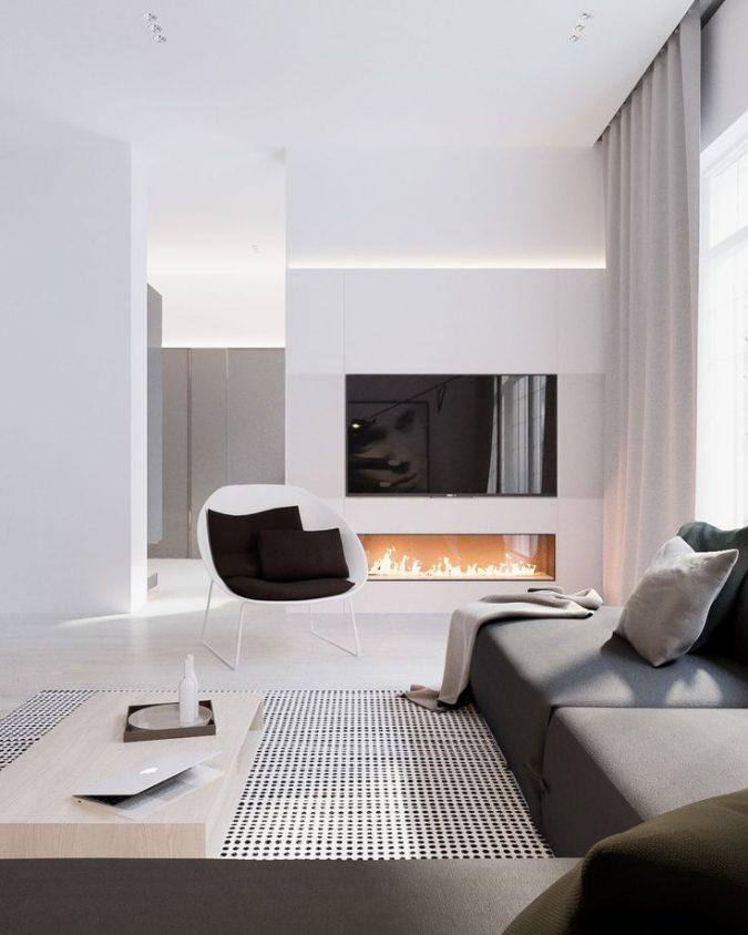 modern-decor-less-furniture-675x844 15+ Top Modern House Interior Designs for 2020