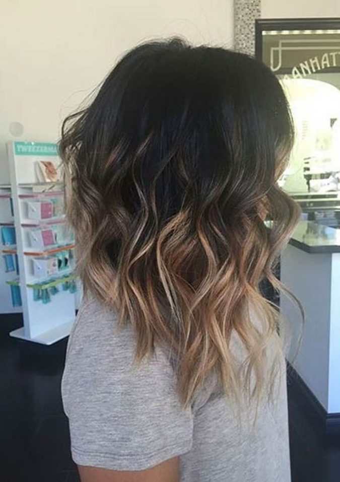 rock-bob-hilighted-hair-675x957 Best 2018 hairstyles for straight thin hair - Give it FLAIR!
