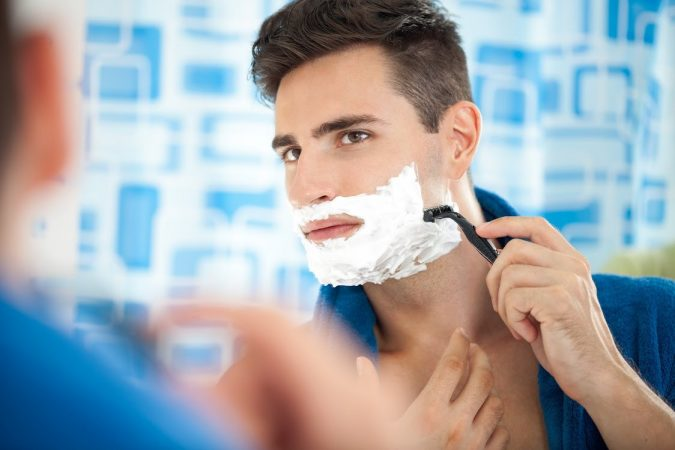 shaving-without-burns-675x450 how to Avoid and Soothe Adios razor burns!