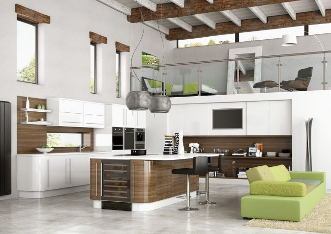 stainless-steel-decor-675x477 15+ Top Modern House Interior Designs for 2021