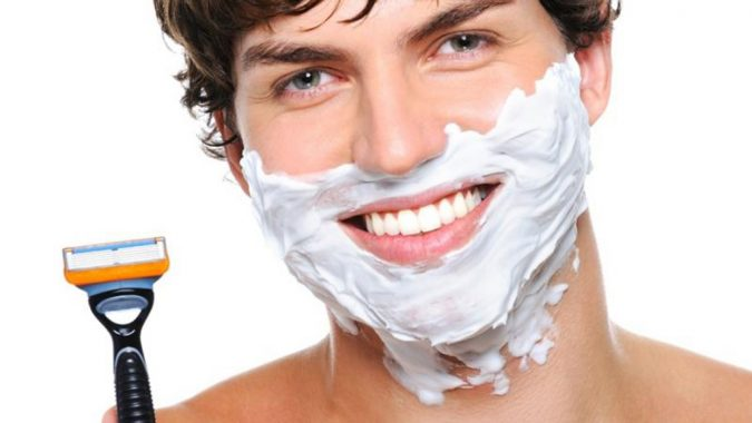 using-shaving-creams-and-foam-675x380 how to Avoid and Soothe Adios razor burns!
