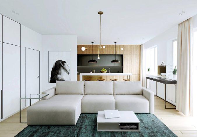 wall-art-interior-design-675x469 15+ Top Modern House Interior Designs for 2020