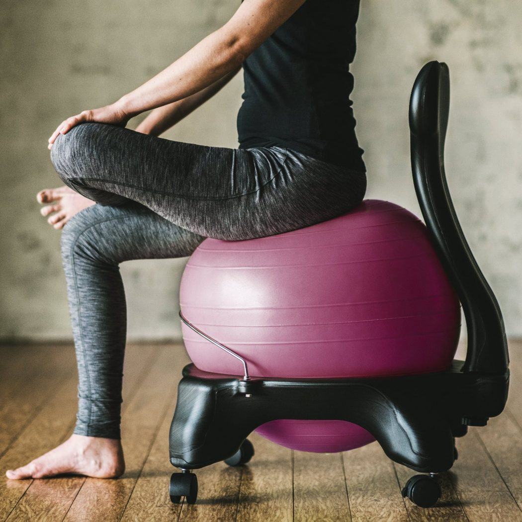 yogaballchair Benefits of using Yoga Ball Chair for your Home or Office
