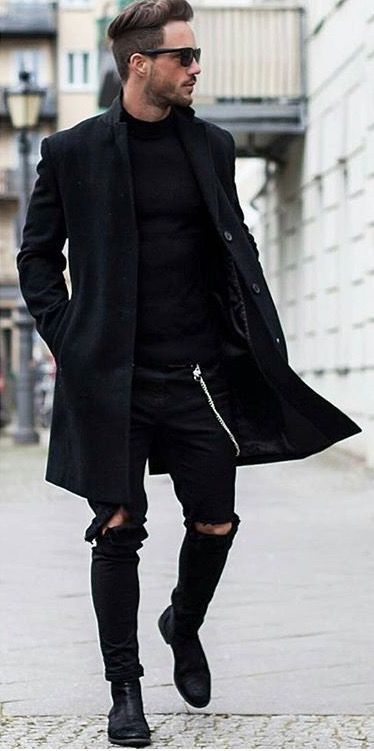 1-jpg Top 10 Black Fashion Styles For Real Men in 2018