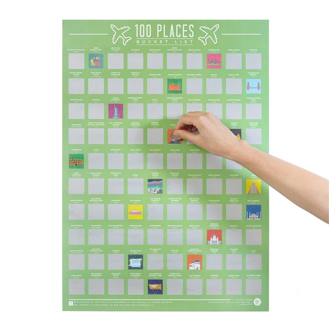100-places-scratch-off-bucket-list-lr-01-1-675x675 Top 7 Ideas for Extraordinary Birthday Gifts
