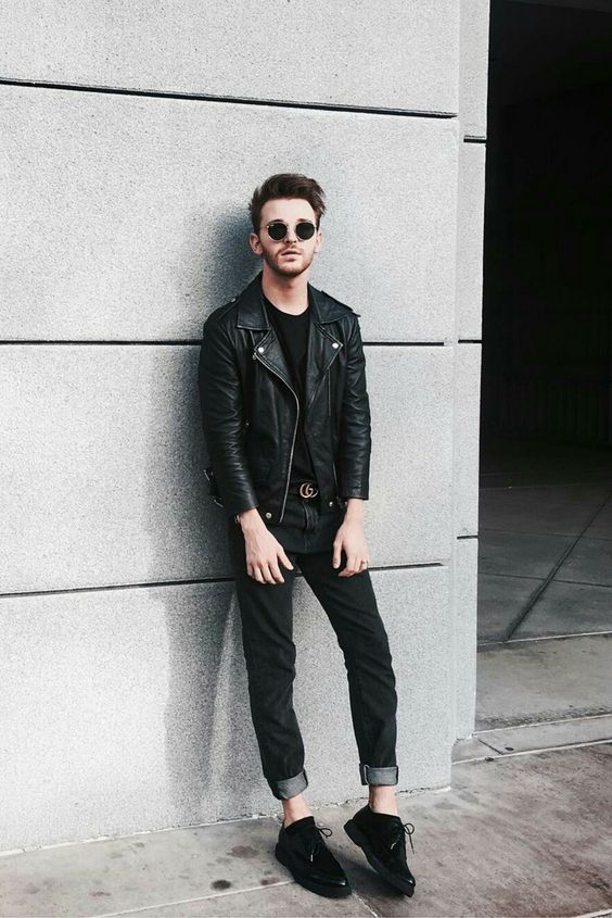 14-jpg Top 10 Black Fashion Styles For Real Men in 2020