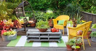 15 killer Garden Bench Decoration Ideas