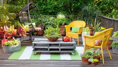 Photo of 15 killer Garden Bench Decoration Ideas