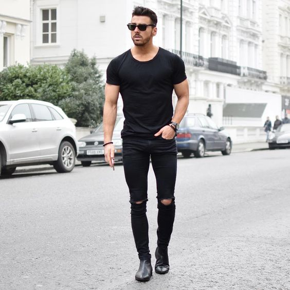 2-jpg Top 10 Black Fashion Styles For Real Men in 2018
