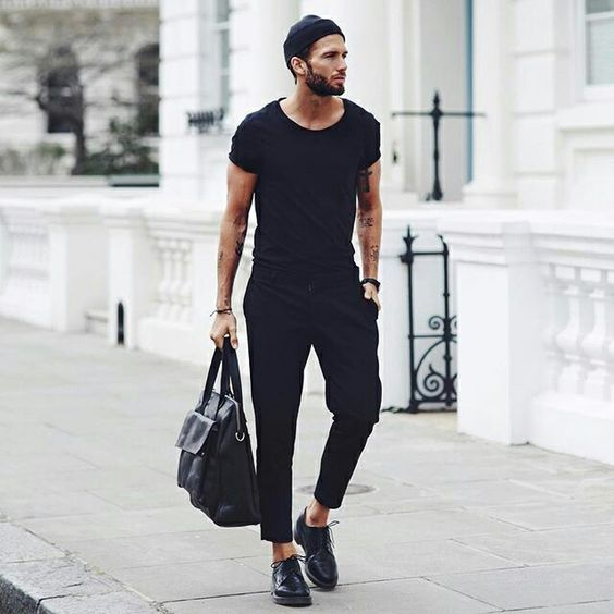 7-jpg Top 10 Black Fashion Styles For Real Men in 2018
