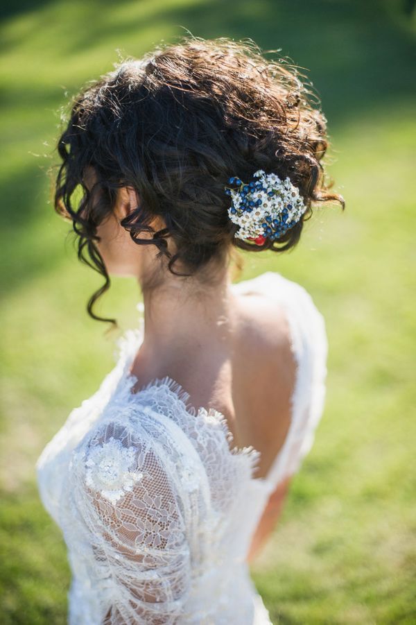 Curly-Queen1 12 Wedding Day Killer Hairstyles for Curly Hair