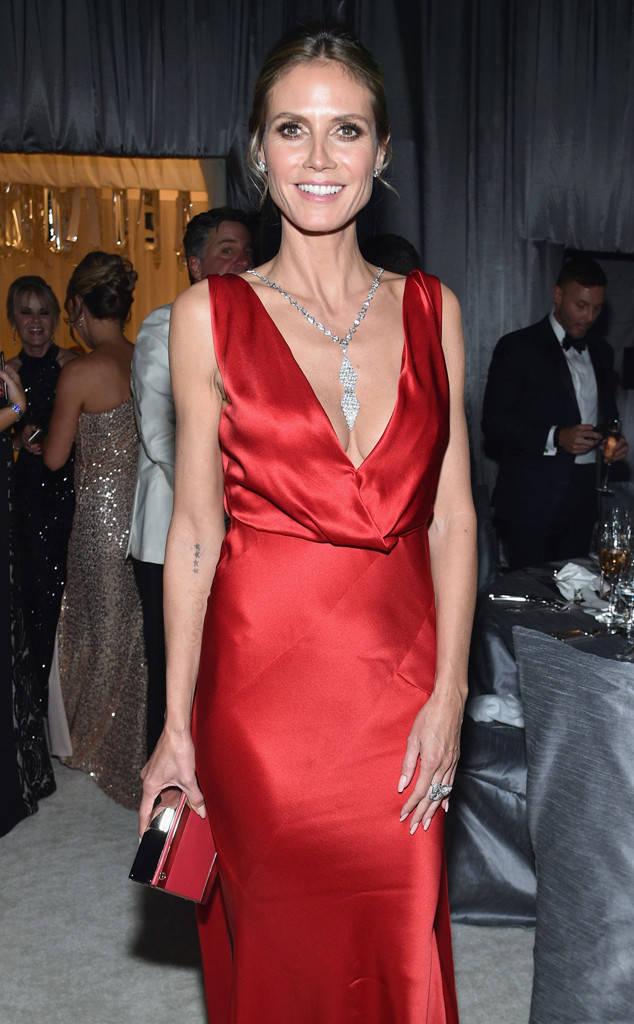Heidi-Klum-2017-Oscars-Party Top 10 Celebrity Diet Tricks for a Perfect Figure