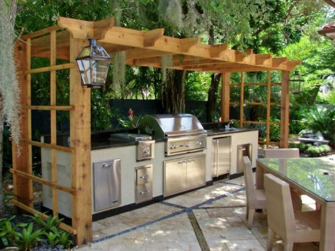 Outdoor-cooking-675x506 Exclusive Tips To Transform Your Garden on a Budget