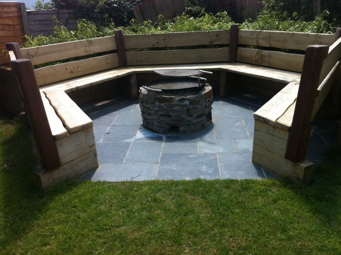 Outdoor-seating-675x504 Exclusive Tips To Transform Your Garden on a Budget
