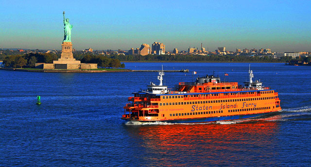 Take-the-free-ferry 4 Exclusive Tips To Get Most Out of New York on a Budget