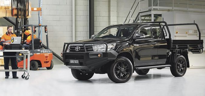 Toyota-hilux-Tradie-675x316 7 Reasons Why Toyota HiLux sets new sales record