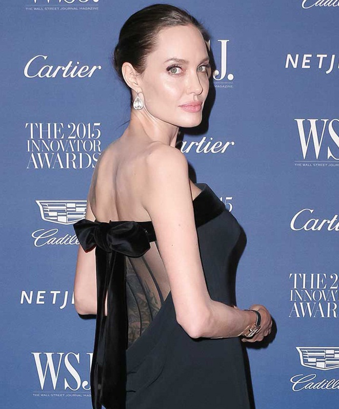 angelina-jolie Top 10 Celebrity Diet Tricks for a Perfect Figure