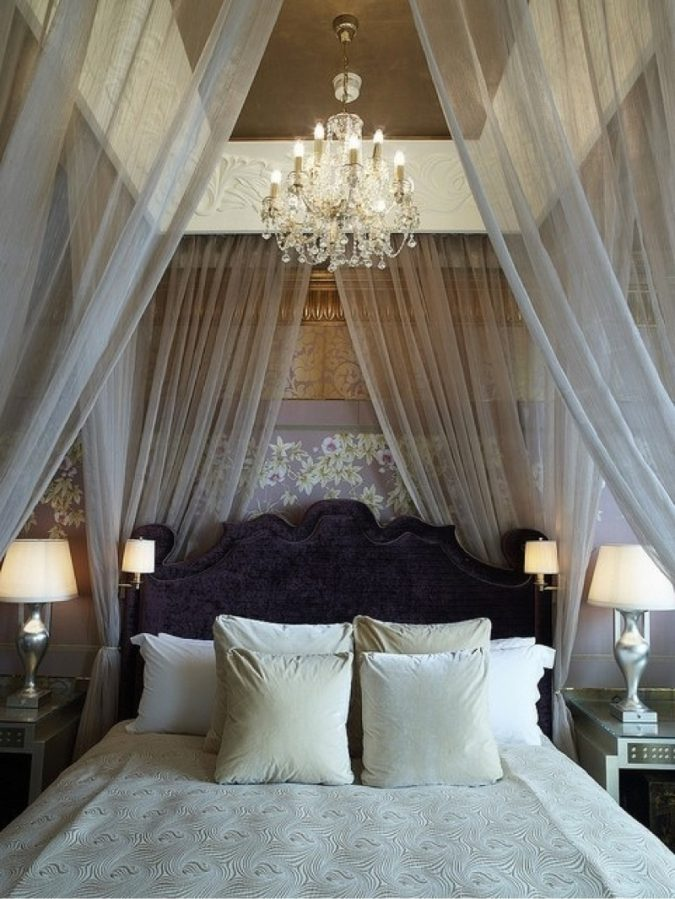 canopy-bed-bedroom-interior-design-6-675x899 Canopy Beds through History... 35+ Bedroom Designs