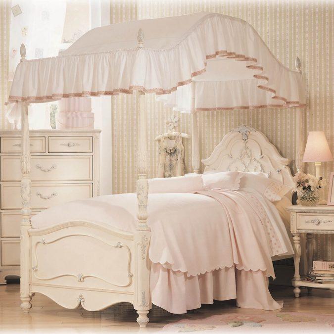 canopy-bed-children-bedroom-2-675x675 Canopy Beds through History... 35+ Bedroom Designs