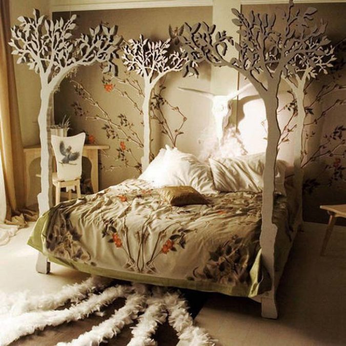canopy-bed-children-bedroom-4-675x675 Canopy Beds through History... 35+ Bedroom Designs