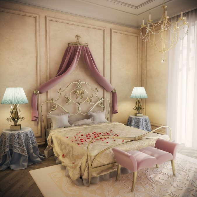 canoy-bed-bedroom-decor-vintage_interior_design_-675x675 Canopy Beds through History... 35+ Bedroom Designs