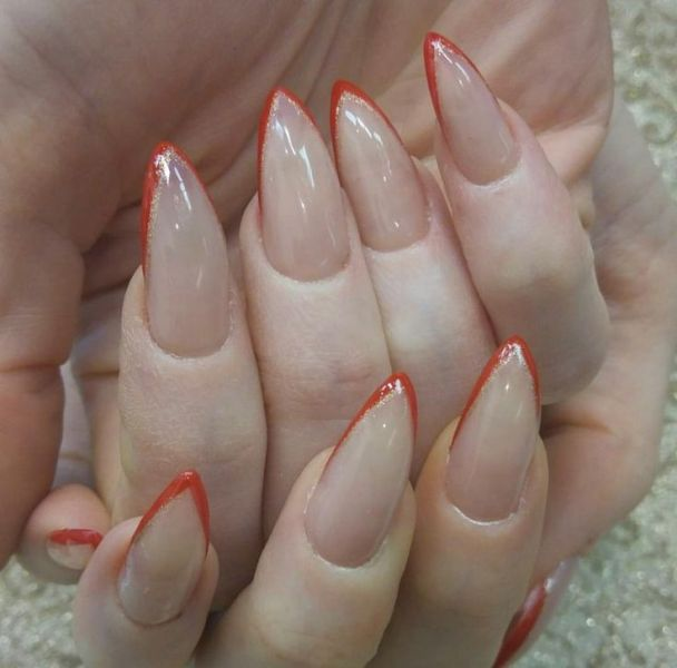 halloween-nail-ideas-170 89+ Seriously Spooky Halloween Nail Art Ideas