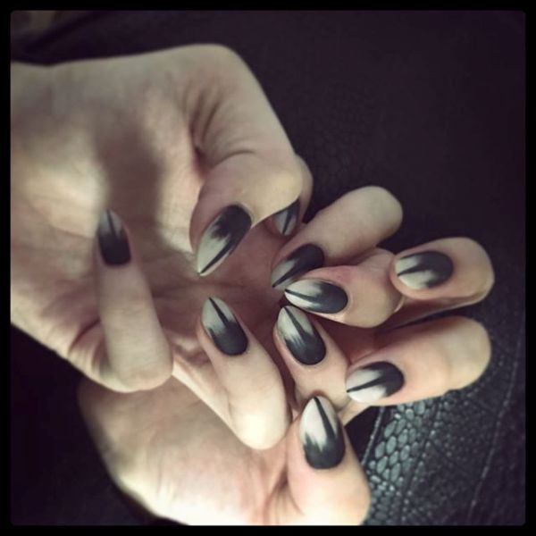 halloween-nail-ideas-83 89+ Seriously Spooky Halloween Nail Art Ideas
