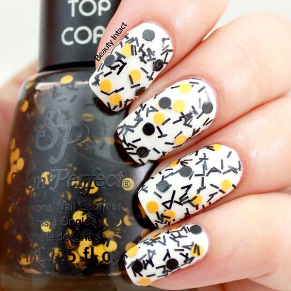 halloween-nail-ideas-95 89+ Seriously Spooky Halloween Nail Art Ideas