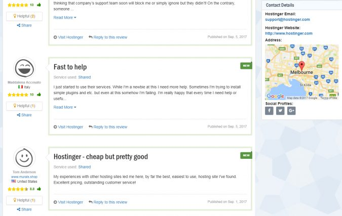 hostingers-reviews-675x427 Hostinger Review [Pros & Cons]: Affordability Combined with Quality Services