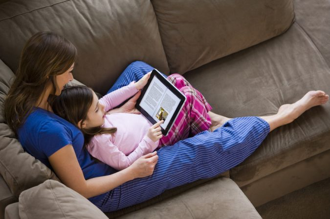 mother-and-daughter-2-675x449 4 Parenting Tips for Non-Tech Savvy Parents