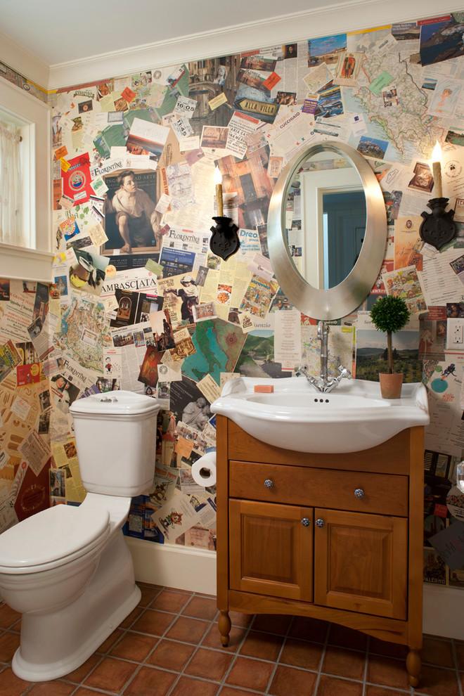 powder-room-half-bathroom-2 Top 10 Stunning Powder Room Decorating Ideas for 2020