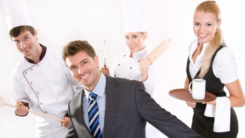 restaurant-employees Top 10 Steps You Need to Take Before Starting a Restaurant Business