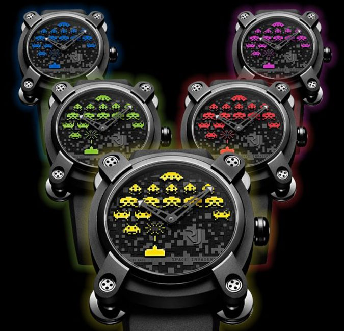 rj-675x649 Top 10 Craziest Men's Watches for 2020