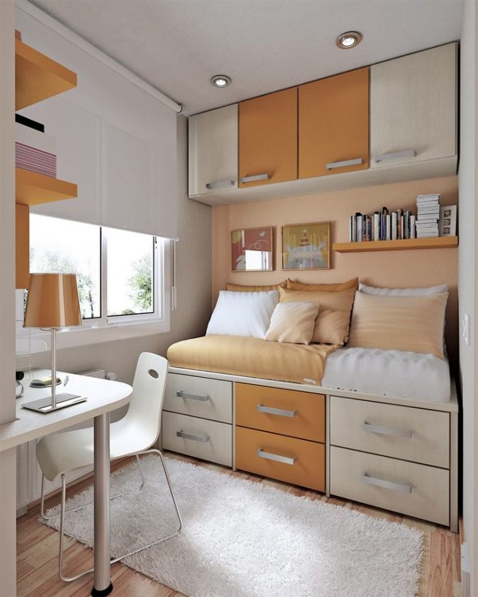 small-room-storage-furniture-675x844 5 Best Ways to Make Your Small Space Cleaner