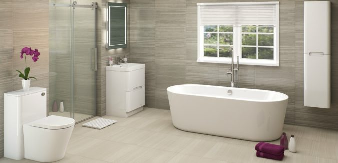 spa-bathroom-at-home-675x325 7 Unique Ways to Get Luxury Hotel Bathroom at Home