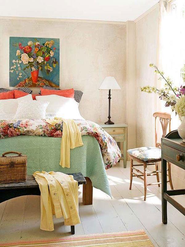 spring-bedroom-designs1 Best 7 Inspired Spring Rooms Design Ideas for 2020