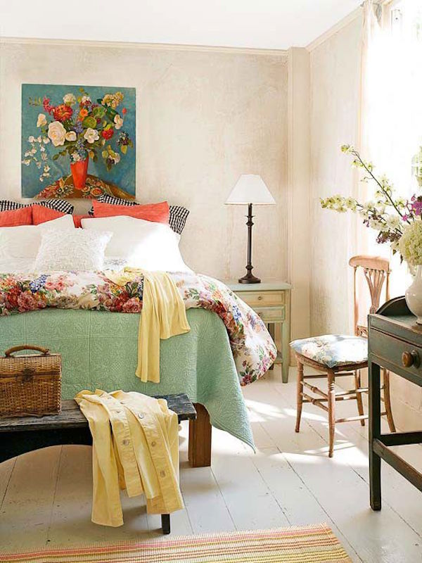 spring-bedroom-designs1 Best 7 Inspired Spring Rooms Design Ideas for 2020