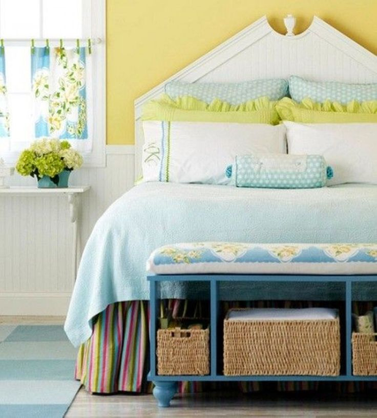 spring-bedroom-designs2 Best 7 Inspired Spring Rooms Design Ideas for 2018
