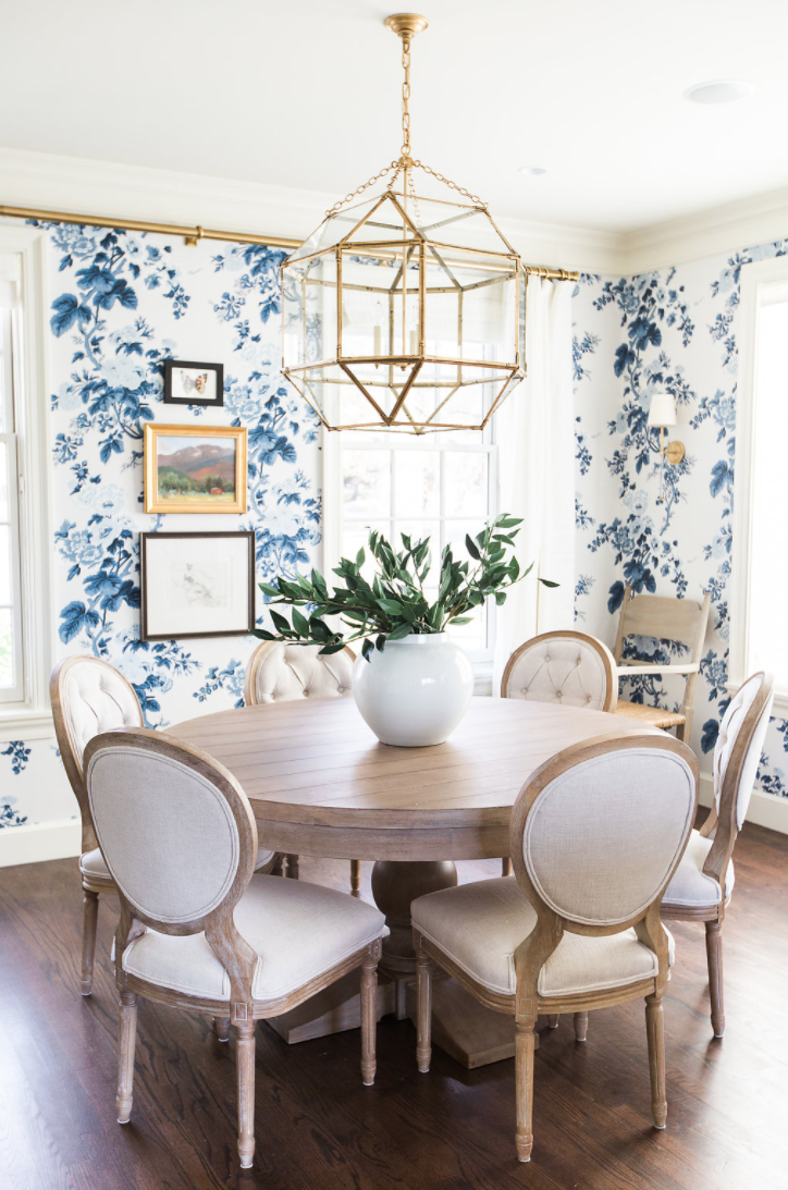 spring-dining-room-designs2 Best 7 Inspired Spring Rooms Design Ideas for 2018