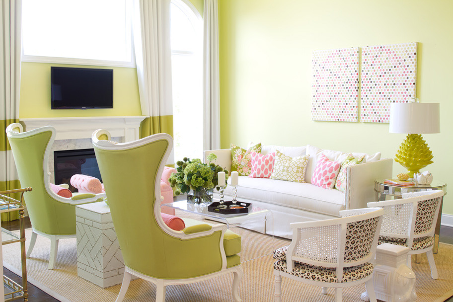 spring-living-room-designs1 Best 7 Inspired Spring Rooms Design Ideas for 2020