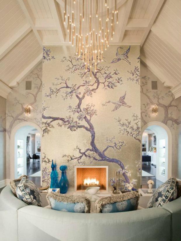 spring-living-room-designs2 Best 7 Inspired Spring Rooms Design Ideas for 2018