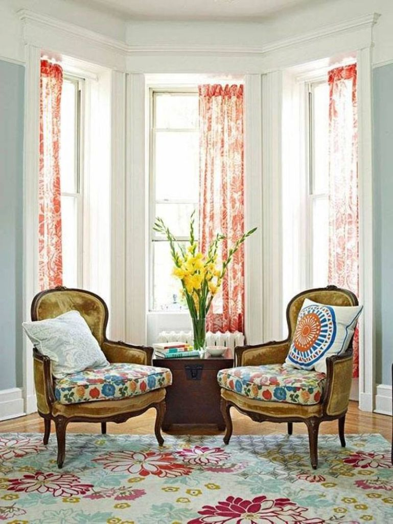 spring-living2 Best 7 Inspired Spring Rooms Design Ideas for 2018