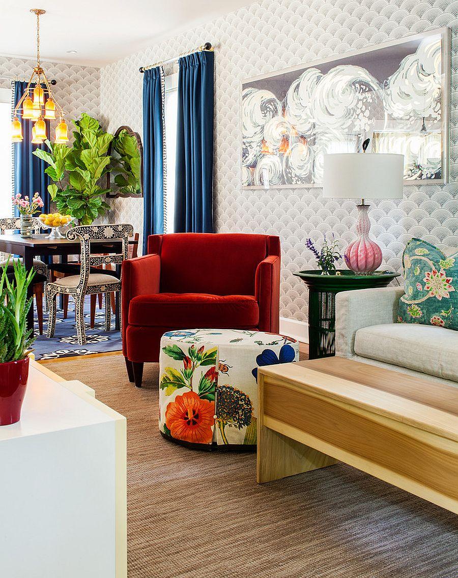 spring-living3 Best 7 Inspired Spring Rooms Design Ideas for 2018