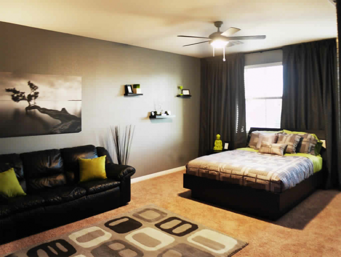 teenage-boy-room-2-675x509 Top 10 Coolest Room Design Ideas for Guys ... [2020 Trends]