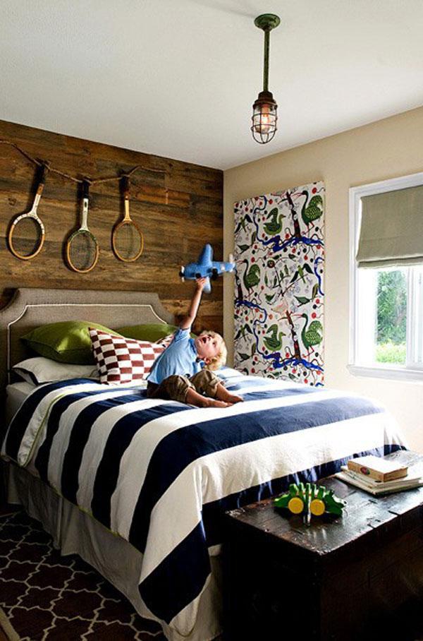 teenage-boy-room Top 10 Coolest Room Design Ideas for Guys ... [2020 Trends]