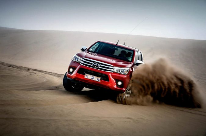 toyota-hilux-675x447 7 Reasons Why Toyota HiLux sets new sales record