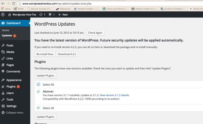 update-wordpress-plugins-675x413 10 Reasons & Plugins Factors for Better Website Performance