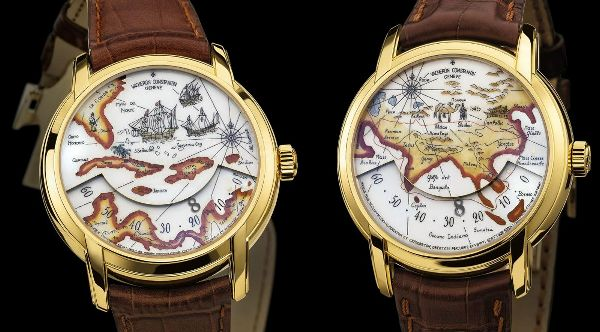 vachhh Top 10 Craziest Men's Watches for 2020