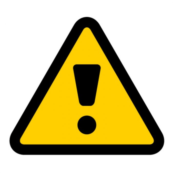 warning-sign-wordpress-website-secutity-675x675 10 Reasons & Plugins Factors for Better Website Performance